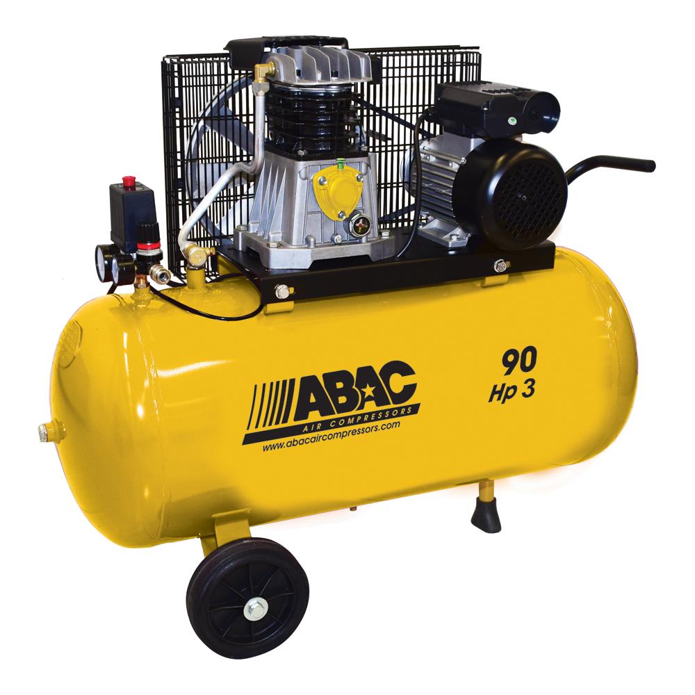 Kompresor pístový Abac Base Line BA29B-2,2-90CM
