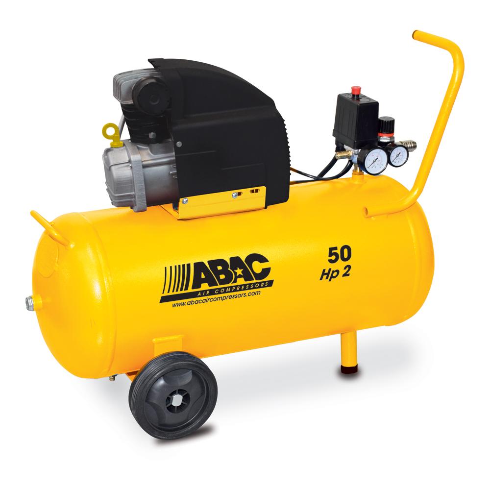 Piestový kompresor Base Line B20-1,5-50CM