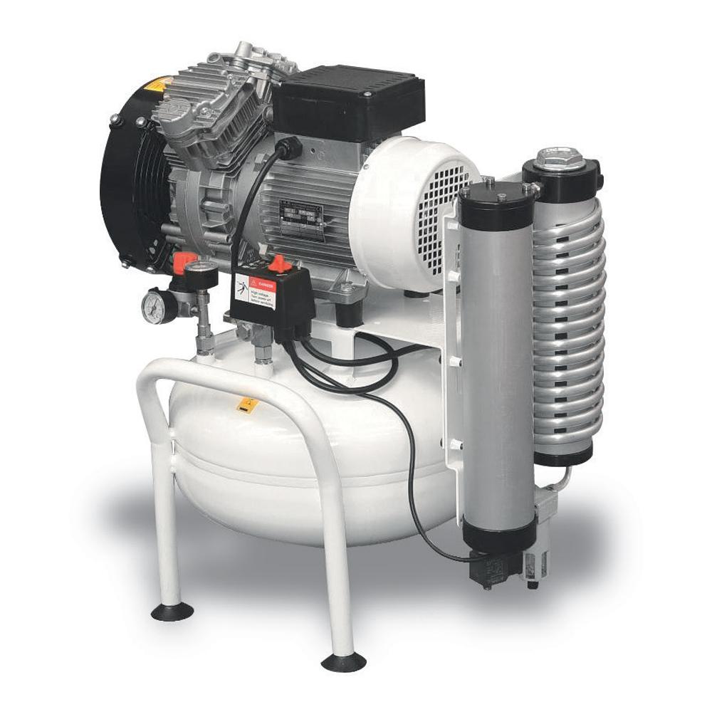 Dentálny kompresor Clean Air CLR-1,1-25MD