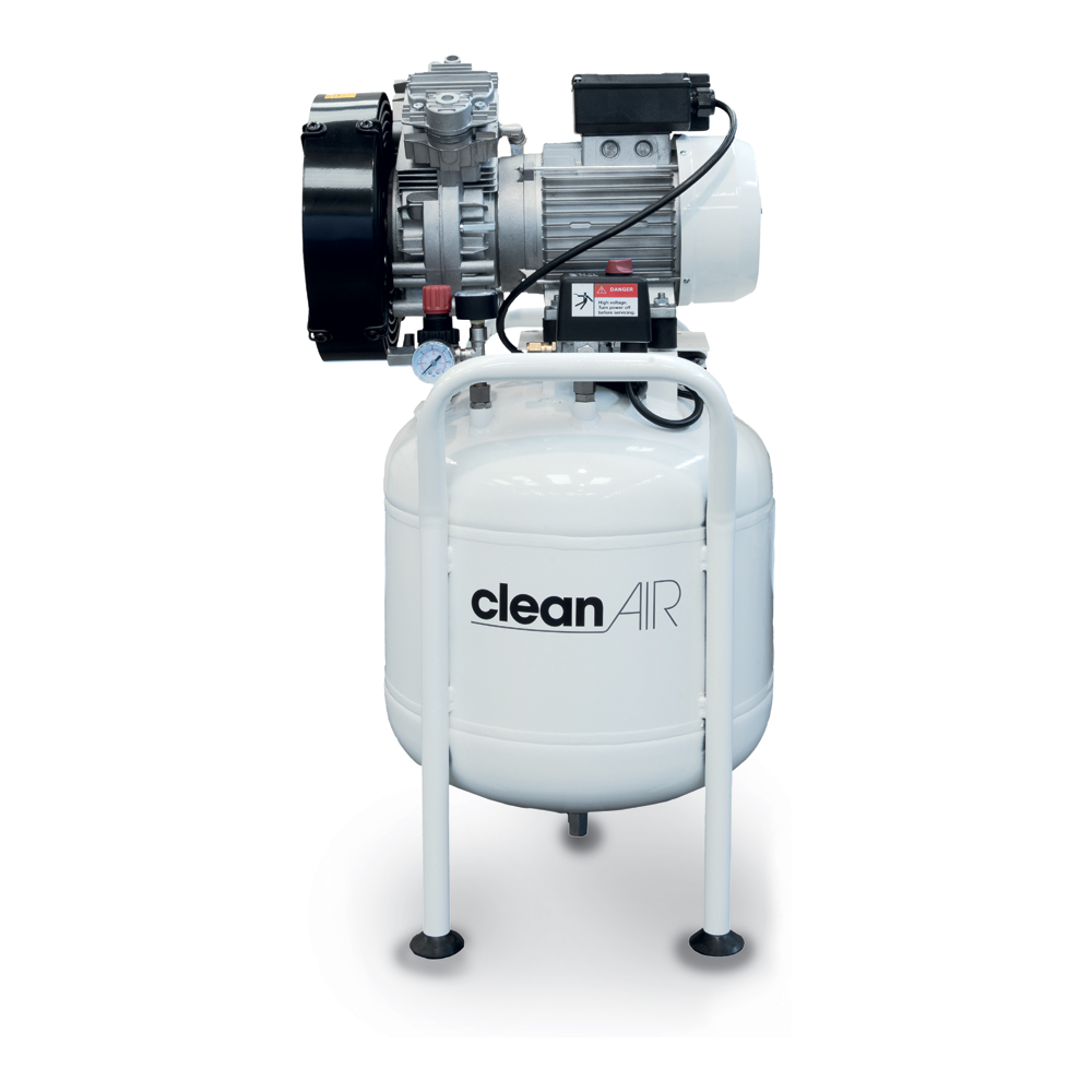 Dentálny kompresor Clean Air CLR-1,1-50MD
