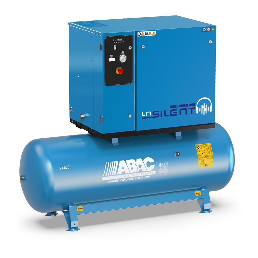 Odhlučnený kompresor Silent LN B60-5,5-500L2T