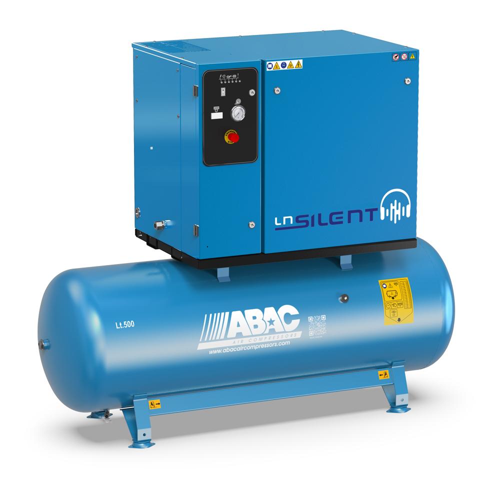 Odhlučnený kompresor Silent LN B70-7,5-500L2T