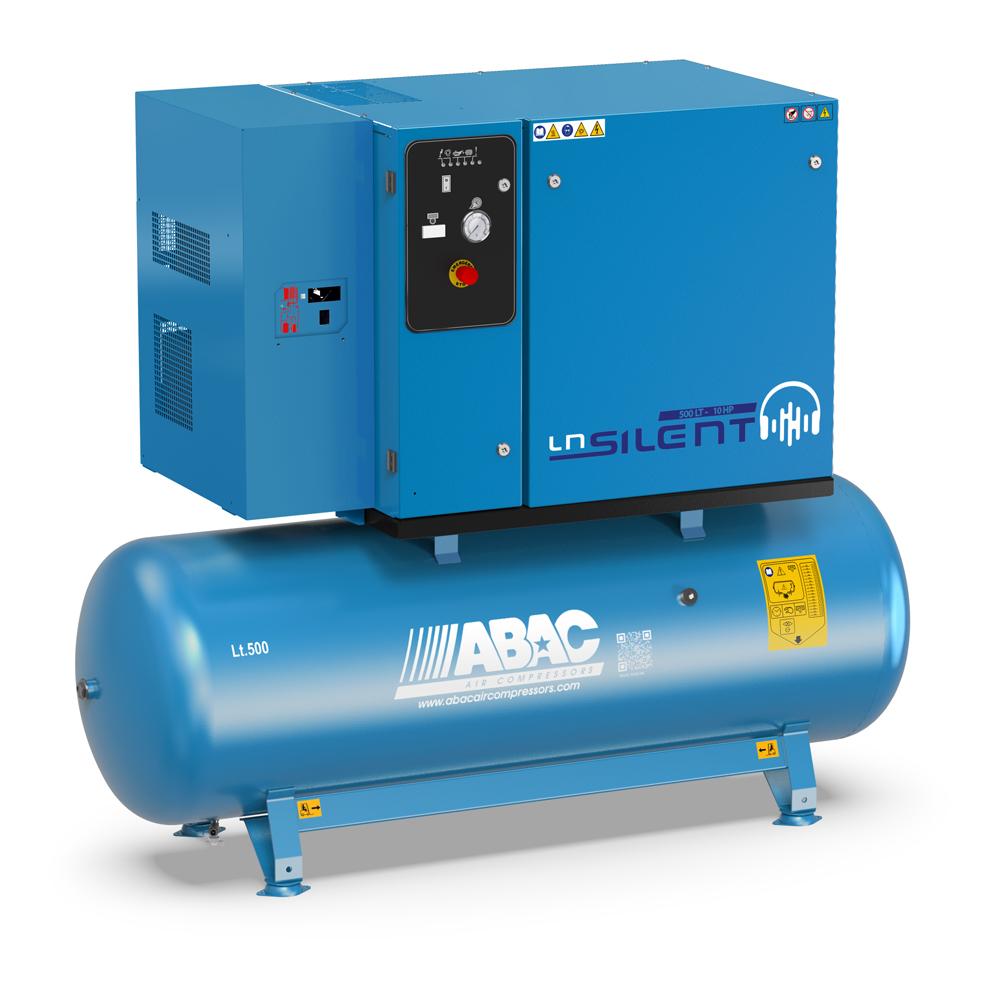 Odhlučnený kompresor Silent LN B70-7,5-500L2TXD