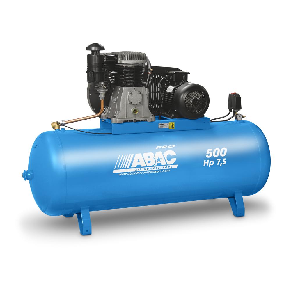 Piestový kompresor Pro Line B60-5,5-500FTXH