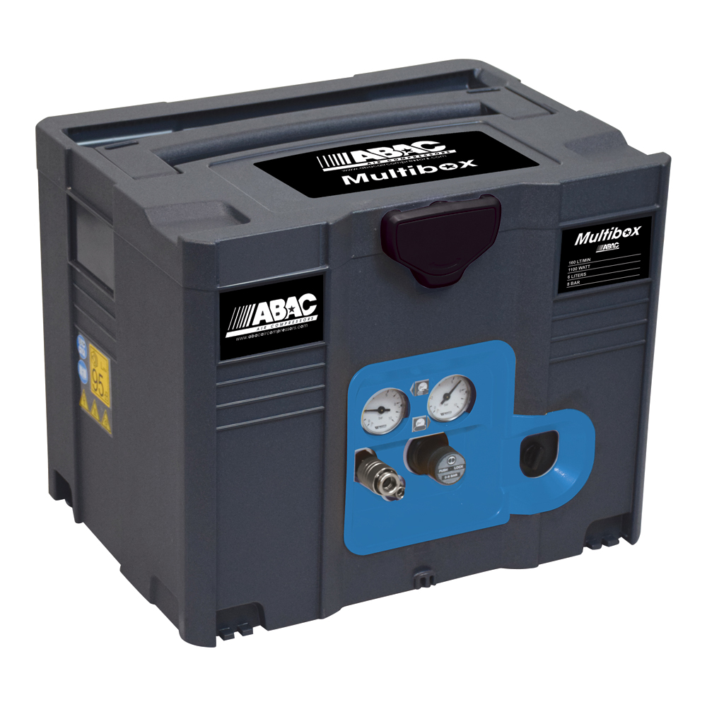 Piestový kompresor Multibox MB-1,1-6BM