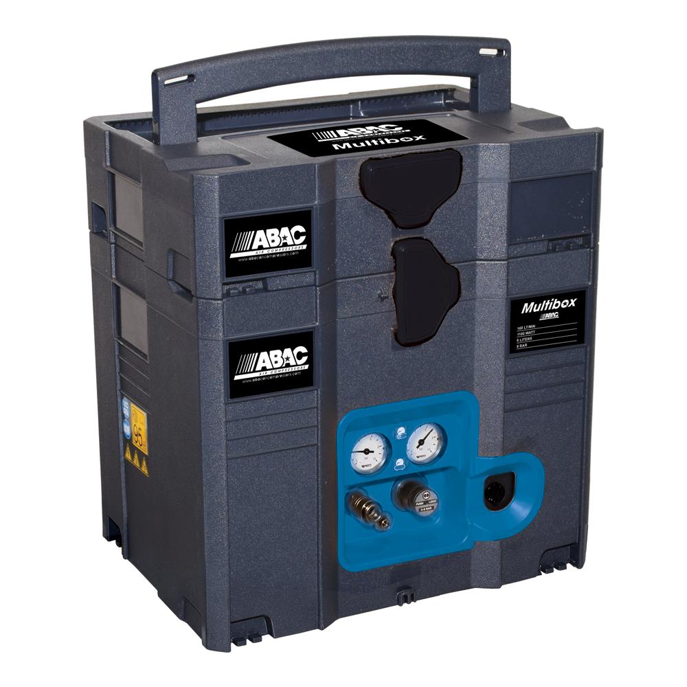 Piestový kompresor Multibox MB-1,1-6BMX