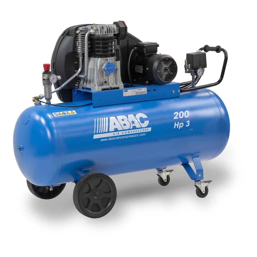 Piestový kompresor Pro Line A49B-2,2-200CM