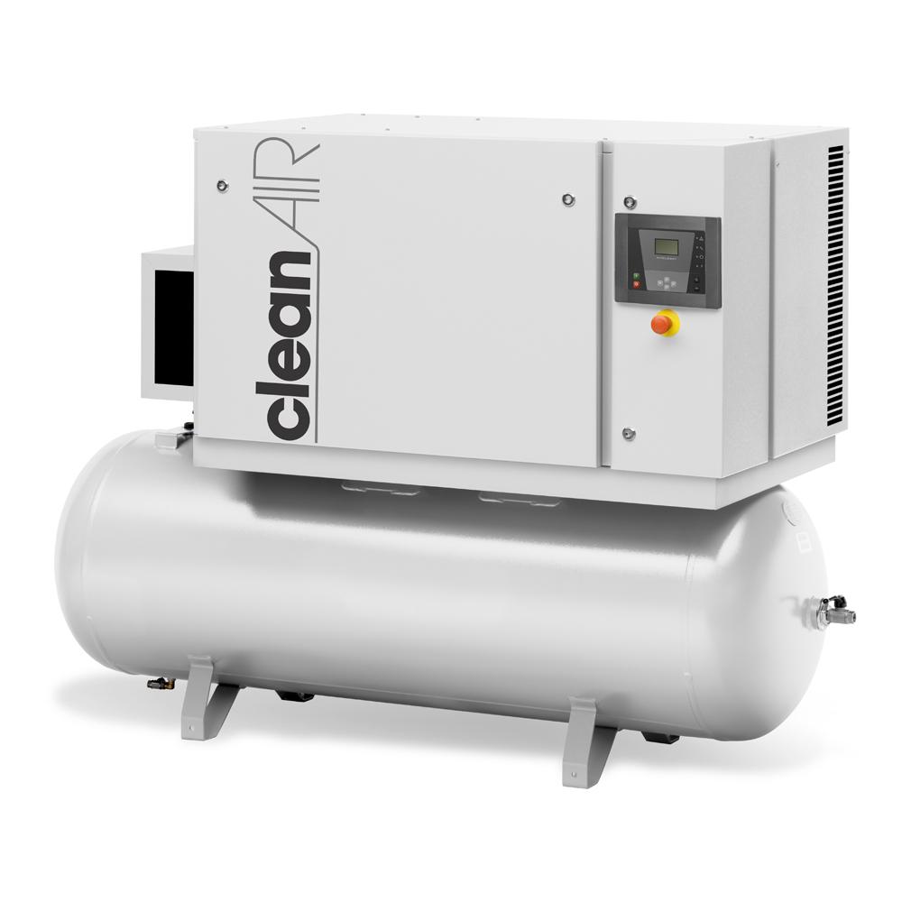Piestový kompresor Clean Air CNR-7,5-270FT
