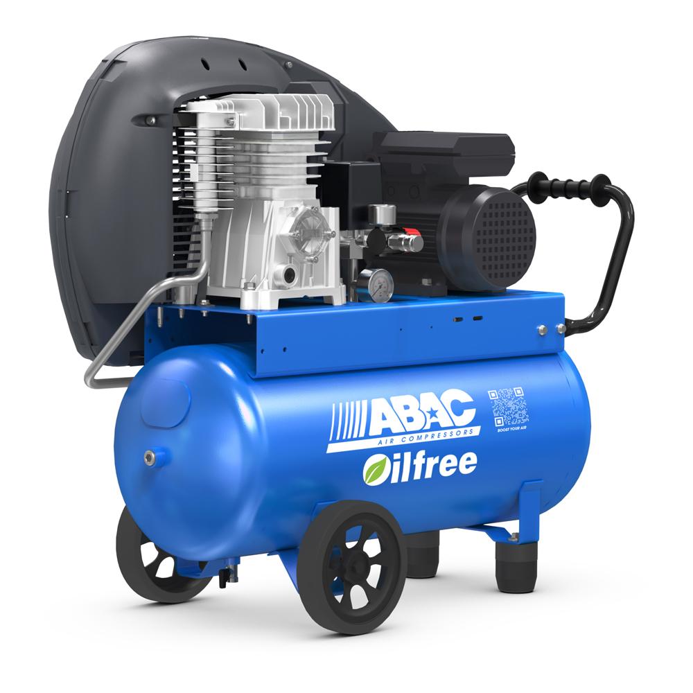 Piestový kompresor Pro Line Zero A29B0-1,5-50CM