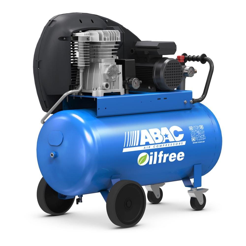 Piestový kompresor Pro Line Zero A29B0-1,5-100CM