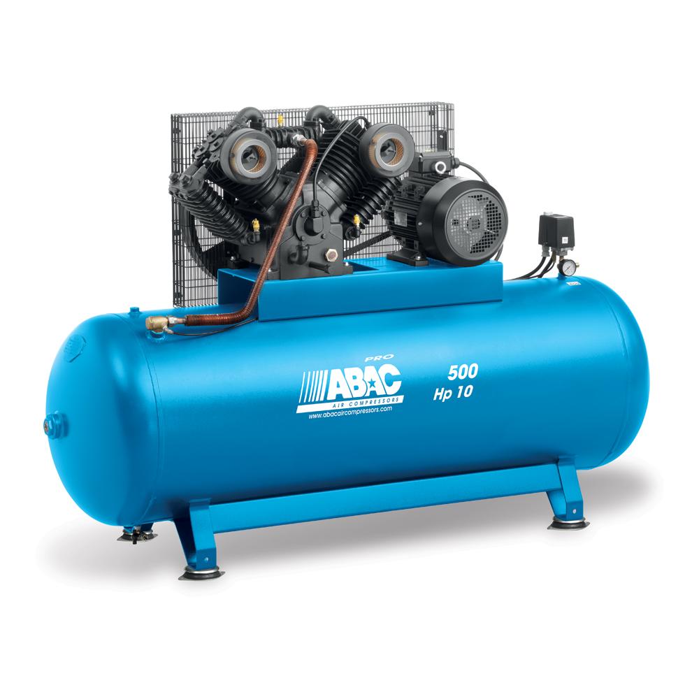 Piestový kompresor Pro Line CA2-7,5-500FTX
